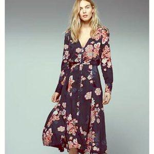 Free People Miranda midi dress